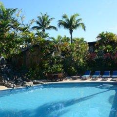 Отель Tanoa International Hotel Фиджи, Вити-Леву - отзывы, цены и фото номеров - забронировать отель Tanoa International Hotel онлайн бассейн фото 3