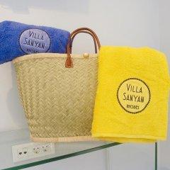 Отель Villa Sanyan Греция, Родос - отзывы, цены и фото номеров - забронировать отель Villa Sanyan онлайн ванная