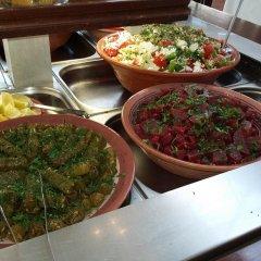 Meropi Hotel & Apartments питание
