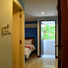 Отель Bangkok Residence Бангкок комната для гостей фото 4