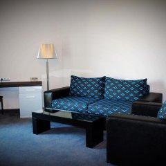 Гостиница Золотой Затон 4* Студия с различными типами кроватей фото 17