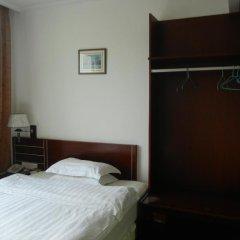 Guangzhou Xinzhou Hotel 2* Стандартный номер с различными типами кроватей фото 3