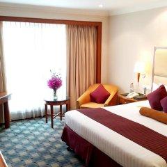 Boulevard Hotel Bangkok 4* Номер Делюкс с разными типами кроватей фото 27