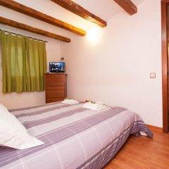 Отель Rustic Poble Sec Apartment Испания, Барселона - отзывы, цены и фото номеров - забронировать отель Rustic Poble Sec Apartment онлайн комната для гостей фото 5