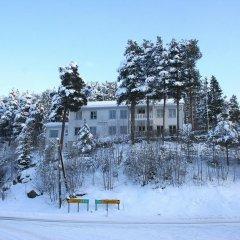 Отель Furulund Pensjonat спортивное сооружение