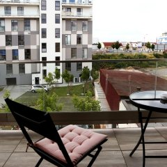 Отель Apartmán Livingstone Roudna Пльзень балкон