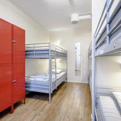 City Hostel Кровать в общем номере фото 4