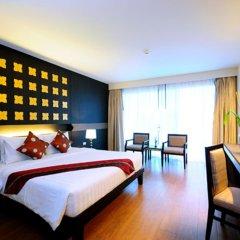 Crystal Palace Hotel 4* Номер Делюкс с различными типами кроватей фото 11