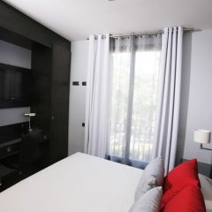 Апартаменты Suites Center Barcelona Apartments Апартаменты с 2 отдельными кроватями фото 2