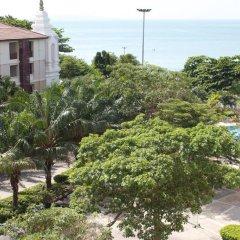 Отель View Talay 3 Beach Apartments Таиланд, Паттайя - отзывы, цены и фото номеров - забронировать отель View Talay 3 Beach Apartments онлайн пляж фото 2