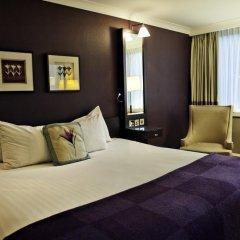 Отель Intercontinental Edinburgh the George 5* Номер Делюкс с двуспальной кроватью фото 7