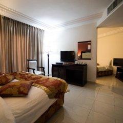 Отель Petra Moon Hotel Иордания, Вади-Муса - отзывы, цены и фото номеров - забронировать отель Petra Moon Hotel онлайн комната для гостей фото 5