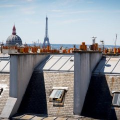 Отель Elysees Opera Франция, Париж - отзывы, цены и фото номеров - забронировать отель Elysees Opera онлайн приотельная территория