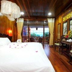 Отель Thanh Binh Iii 3* Номер Делюкс фото 7