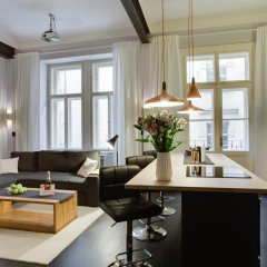 Отель Luxurious Loft Old Town Prague комната для гостей фото 3