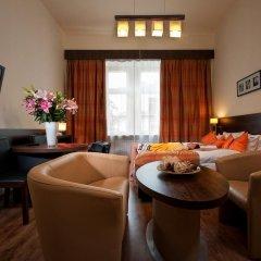 Отель Spatz Aparthotel 3* Номер Делюкс с различными типами кроватей фото 8