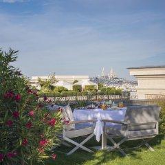 Hotel The Peninsula Paris 5* Люкс с двуспальной кроватью фото 5
