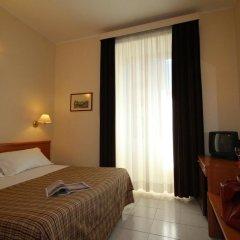 Hotel Principe Eugenio 3* Стандартный номер с двуспальной кроватью