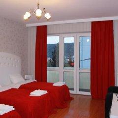Отель Tamosi Palace 3* Улучшенный номер с различными типами кроватей фото 8