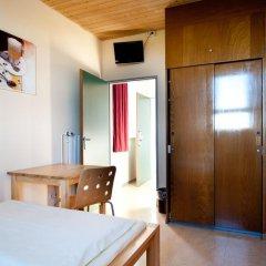Haus International Hostel Стандартный номер с разными типами кроватей фото 18