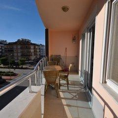 Апартаменты M.Tasdemir Apartment балкон