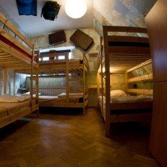 High 5 Hostel сауна
