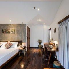 Отель The Myst Dong Khoi 5* Люкс с различными типами кроватей фото 6