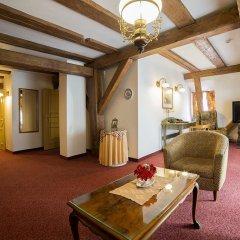 Отель Gutenbergs 4* Люкс повышенной комфортности с разными типами кроватей фото 7
