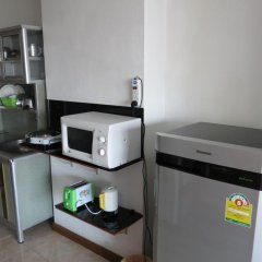 Апартаменты View Talay 1b Serviced Apartments Студия фото 8