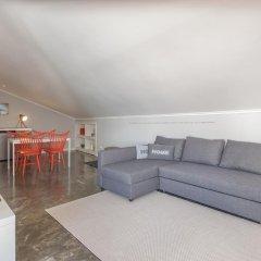 Отель Emporium Lisbon Suites 4* Улучшенный люкс с различными типами кроватей фото 9