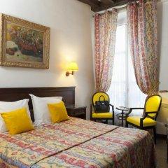 Отель Bersolys Saint-Germain Франция, Париж - отзывы, цены и фото номеров - забронировать отель Bersolys Saint-Germain онлайн комната для гостей фото 5