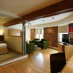 Hallmark Hotel Glasgow 4* Студия с разными типами кроватей фото 2
