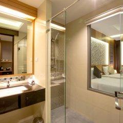Отель Aqua Resort Phuket 4* Номер Делюкс с двуспальной кроватью фото 12