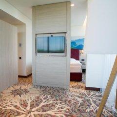 Hotel Lielupe by SemaraH 4* Улучшенный номер с двуспальной кроватью фото 5