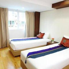 Отель Ninth Place Serviced Residence Улучшенные апартаменты фото 2