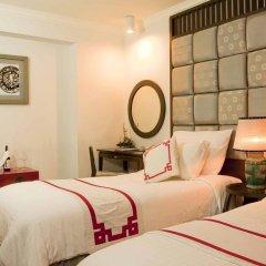 Church Boutique Hotel Hang Trong 3* Улучшенный номер разные типы кроватей фото 4