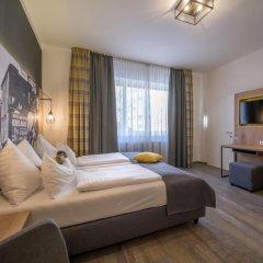 Отель K6 Rooms by Der Salzburger Hof Австрия, Зальцбург - отзывы, цены и фото номеров - забронировать отель K6 Rooms by Der Salzburger Hof онлайн комната для гостей фото 3