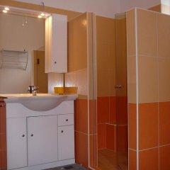 Отель Erika Apartman Венгрия, Хевиз - отзывы, цены и фото номеров - забронировать отель Erika Apartman онлайн ванная