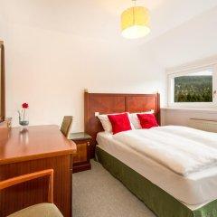 Отель Villa Waldfrieden 3* Стандартный номер с различными типами кроватей фото 3