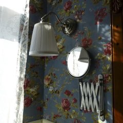 Русско-французский отель Частный Визит Стандартный номер с двуспальной кроватью фото 9