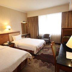 Guangzhou Hotel 3* Номер Бизнес с разными типами кроватей