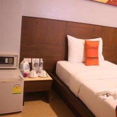 Platinum Hotel 3* Улучшенный номер разные типы кроватей фото 4