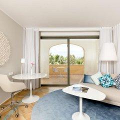 Отель Hilton Malta 5* Номер Делюкс с различными типами кроватей фото 3