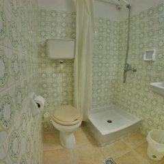 Отель Benitses Arches Греция, Корфу - отзывы, цены и фото номеров - забронировать отель Benitses Arches онлайн ванная