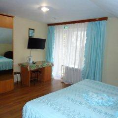 Гостиница Дубрава Стандартный номер с двуспальной кроватью фото 5