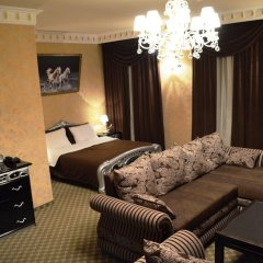 Гостиница Ани Студия Делюкс с различными типами кроватей фото 7