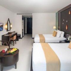 Отель Centara Anda Dhevi Resort and Spa 4* Номер Делюкс с различными типами кроватей фото 2