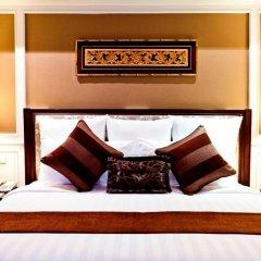Отель Royal Princess Larn Luang 4* Люкс с различными типами кроватей фото 8