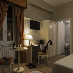 Отель Relais Bocca di Leone 3* Представительский номер с различными типами кроватей фото 15