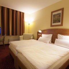 Отель Best Western Amedia Praha 3* Стандартный номер с различными типами кроватей